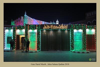 Glimpses of Jalsa Salana Qadian