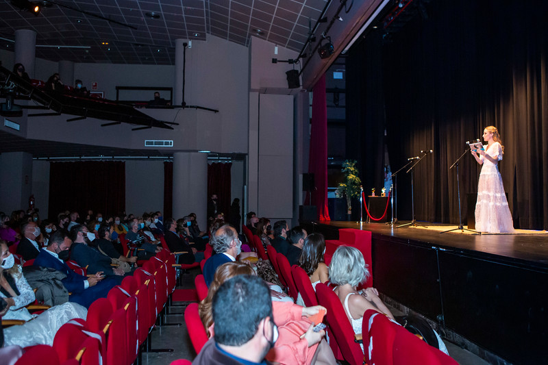 Ibicine 2021, IV Edición. Foto: Cintia Sarría/ Biqúbica
