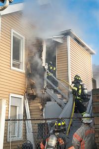 Pembroke St. 2nd Alarm (Bridgeport, CT) 3/16/18