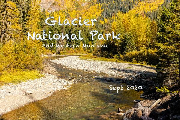 Glacier National Park 2020
