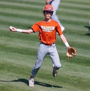 Varsity Baseball vs Johnson 040121