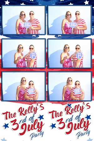 The Kelly's 3rd Of July Party