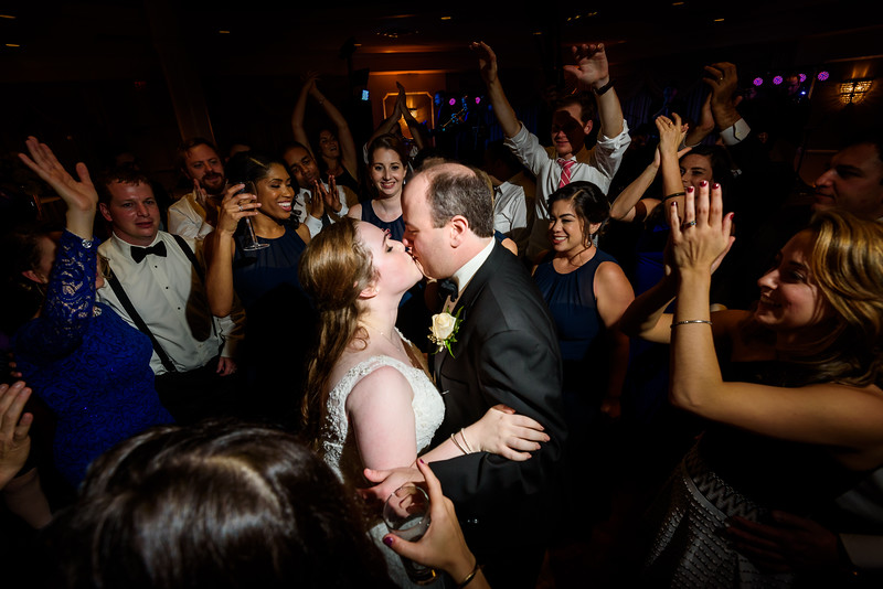 Rachel & Brad's Wedding at Philmont Country Club