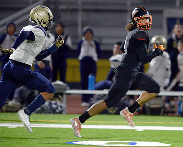 Vacaville High football team ousted from playoffs by Elk Grove
