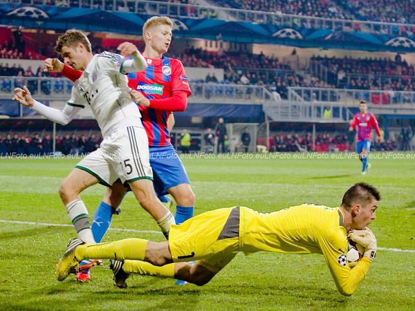 Plzeň - Bayern 0:1