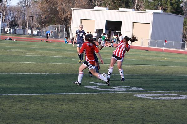 Girls soccer 2-06-2011