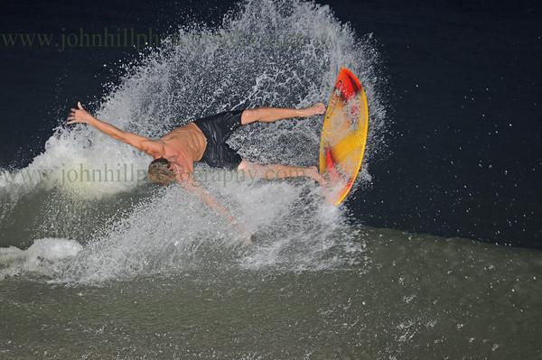 Hurricane Isaac Surfing 2012