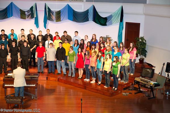 CHS Spring Choir Concert