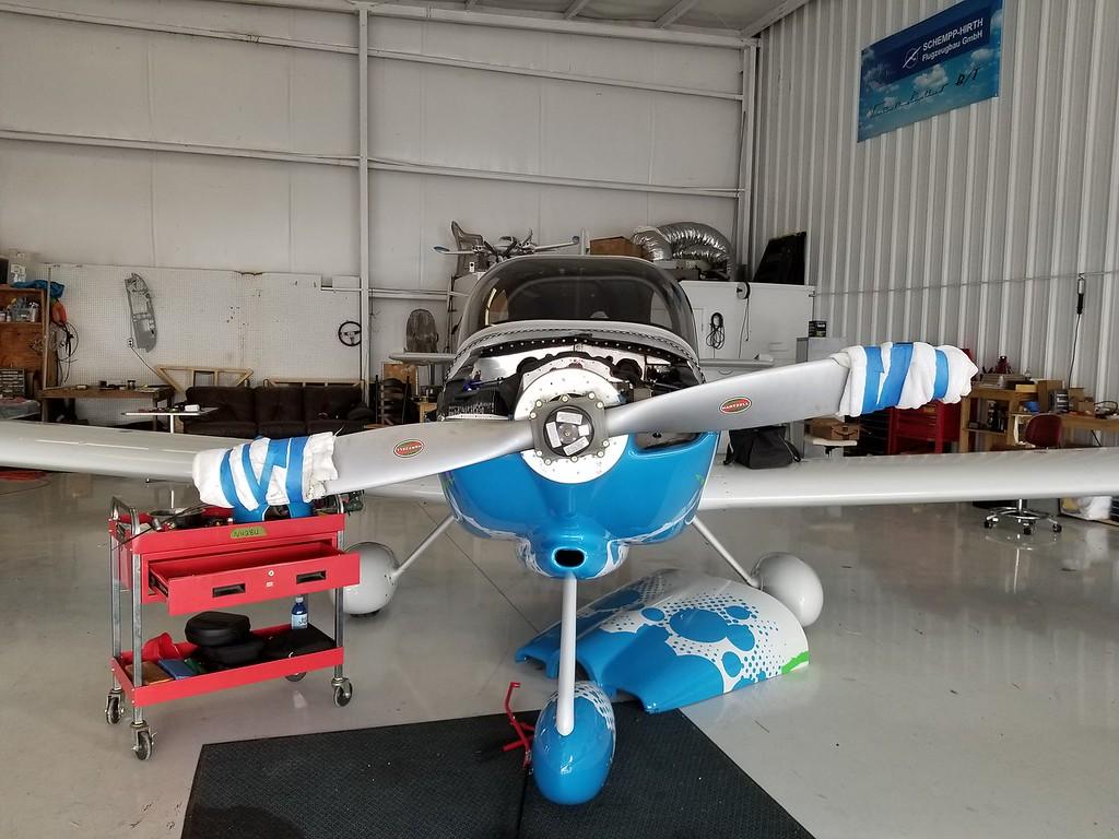 Hartzell Propeller Overhaul