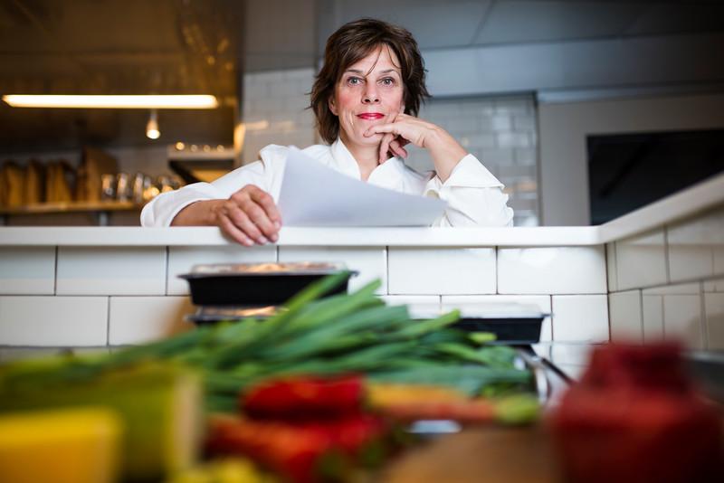 Chef Barbara Lynch for TIME Magazine