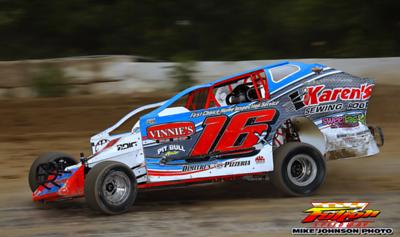 Fulton Speedway 6-19-2021 Mike Johnson