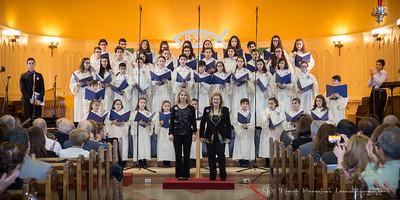 Gomidas concert - Nor Dzaghig choir