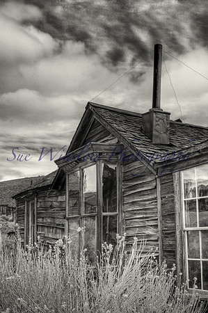 Rustic Scenery and Buildings