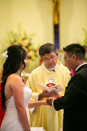 Duyen & Vu • Church Ceremony