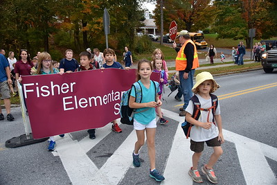 We Walked To School II photos by Gary Baker