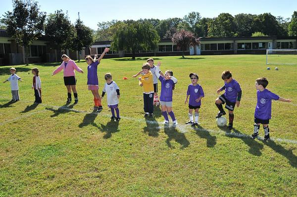 Rising Stars Soccer 9-20-08