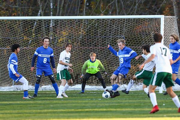 2020-10-31 WHS Boys Soccer vs Dover Playoffs