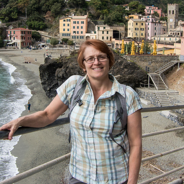 We hiked the new and old town of Monterosso