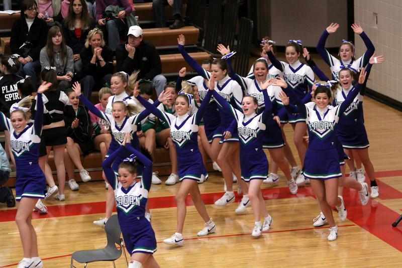 2008 EHS Cheer