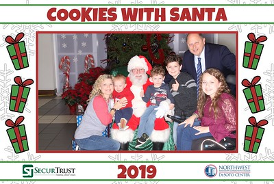 NWCC Cookies with Santa 2019