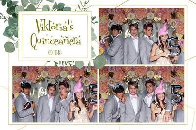Viktoria's Quinceanera