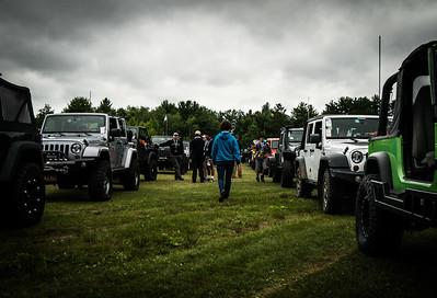 Jeep Jamboree - Northwoods - Mole Lake - Gallery