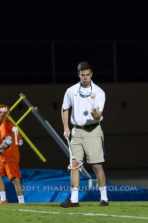 Boone @ Lake Nona Boys Varsity Lacrosse - 2012