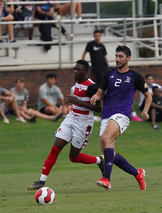 Men's Soccer vs. Young Harris