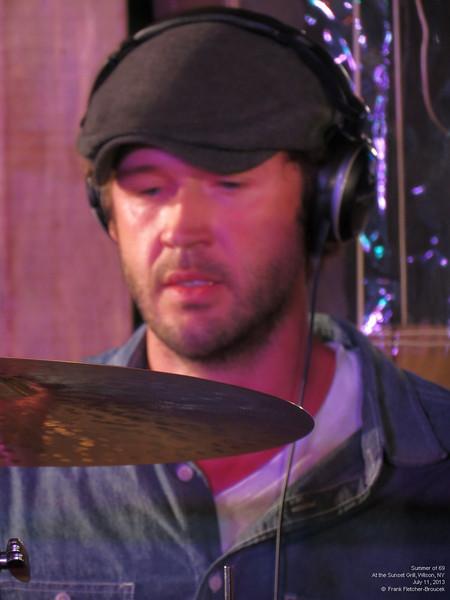 Sunset Gary Baker Band 2013