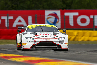 2019 British GT Championship - Spa Francorchamps R7