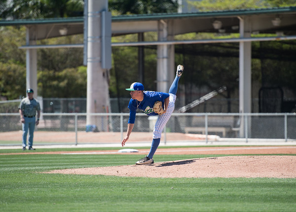 FGCU Baseball vs Stetson 4/9/16