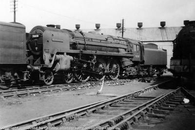 70038-70044 Built 1953 Crewe