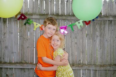 Happy Birthday, Jackson & Phoebe!