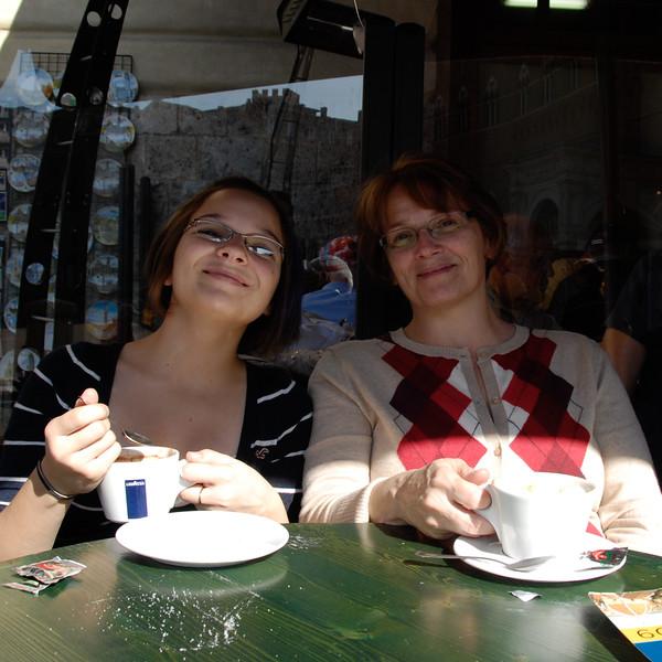 Great Itialian hot chocolate