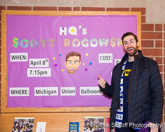 Scott Rogowsky Hillel