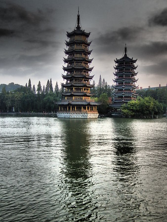 Guilin/Yangshuo
