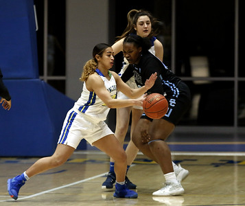 VU Women's Basketball vs Olney Central 3/6/21