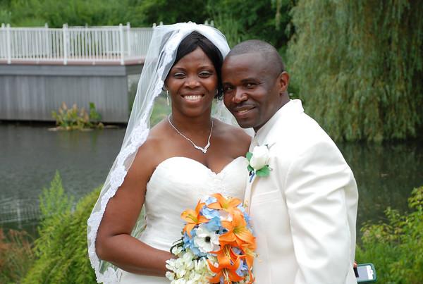 Mr. & Mrs. Napoleon Clark
