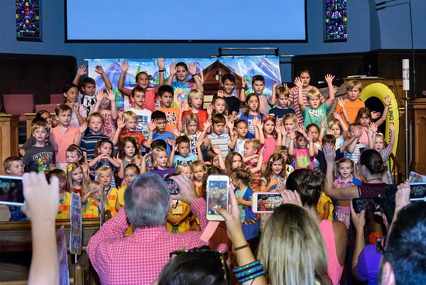 VBS  - Closing Session