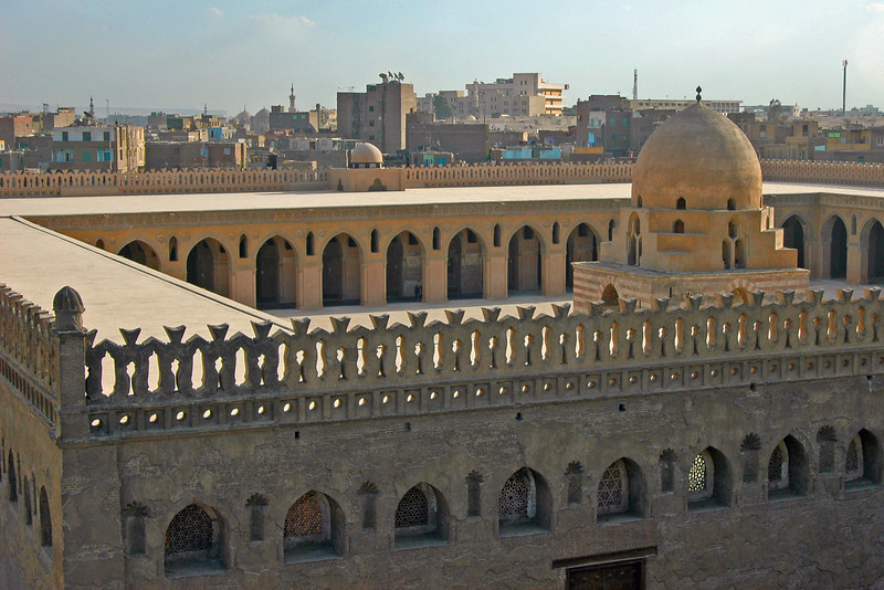 mosque of ibn tulun