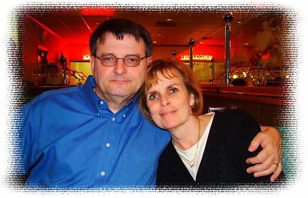 Joan & Chris