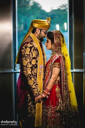 Moulik & Riddhi Wedding