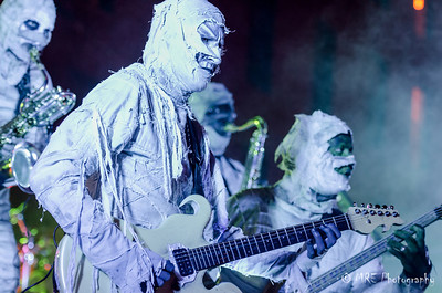 Here Come The Mummies - Ribco 6-9-13