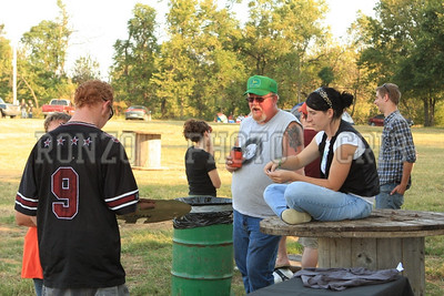 Kaboom Fans and Campers Oct 3rd and 4th 2008 Caney KS