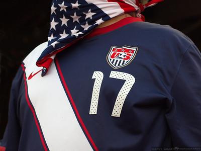 USA vs Brazil - May 30, 2012 - FedEx Field