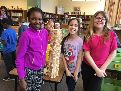 Prescott Elementary Gets Creative With It's Makerspaces
