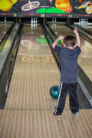 Bowling with Jackson