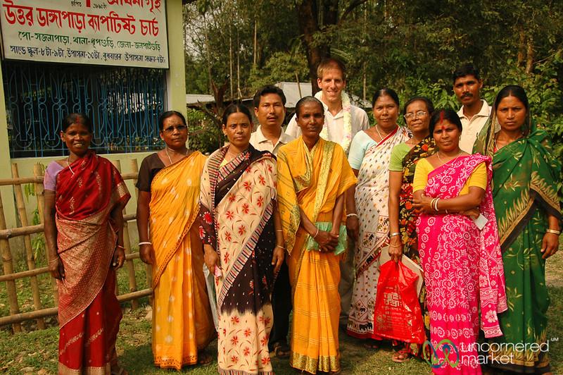 Women Microfinance Leaders in Rural West Bengal, India