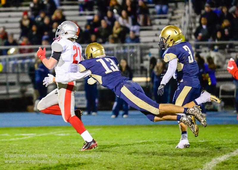 Conard vs. Newington - November 13, 2015