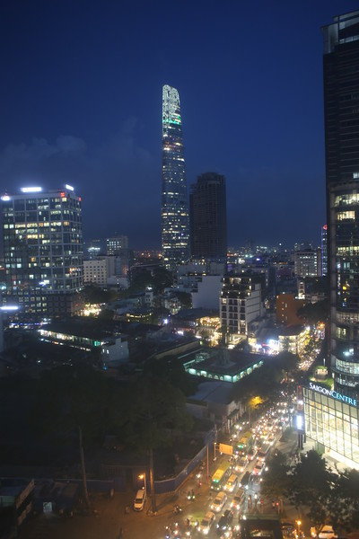 The Landmark 81 - tallest building in Vietnam